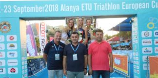 TRIATLON AVRUPA KUPASI START ALDI