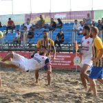 TFF PLAJ FUTBOLU LİGİ 2019 TÜRKİYE ŞAMPİYONASI FİNALLERİ BAŞLADI