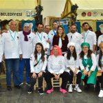 MUTFAK MİRASI ALANYA ÜYELERİ CULINARY CUP'A DAMGA VURDU