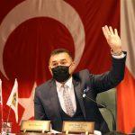 ALANYA BELEDİYE MECLİSİ'NDEN DEV TESİSE ONAY
