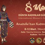 ALANYA BELEDİYESİ'NDEN FETHİN 800'ÜNCÜ YILINDA 8 MART'A ÖZEL SERGİ