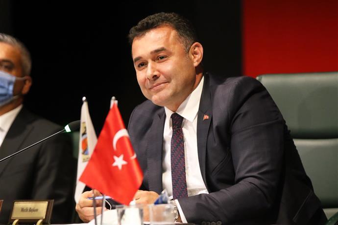 """TÜRÇEV'DEN ALANYA BELEDİYESİ'NE """"EN İYİ ÇEVRE EĞİTİM ETKİNLİĞİ"""" ÖDÜLÜ"""